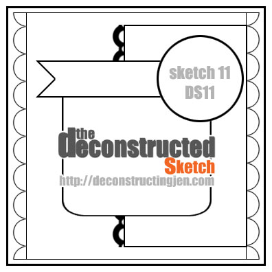 Deconstructed Sketch No. 11
