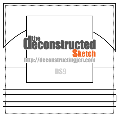 The Deconstructed Sketch No. 9