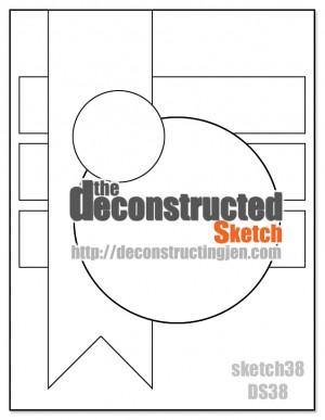 Deconstructed Sketch 38