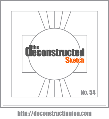 Deconstructed Sketch #54