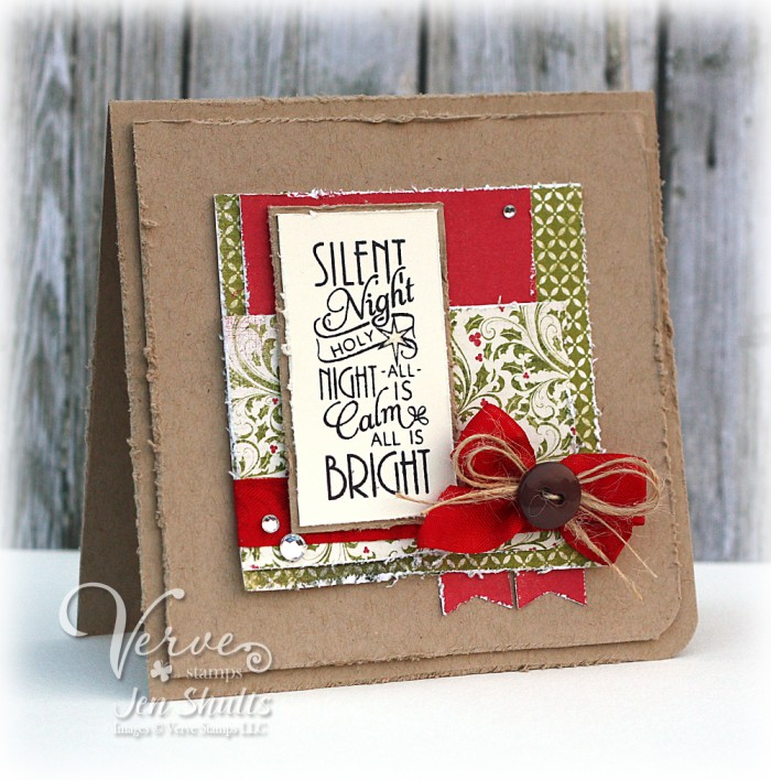 DS115 Silent Night by Jen Shults