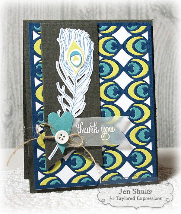 Thank You by Jen Shults