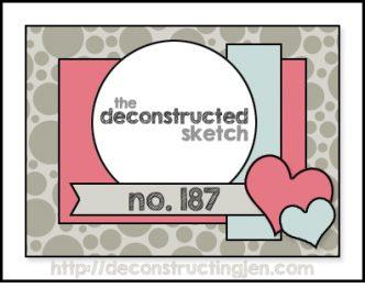 Deconstructed Sketch No. 187