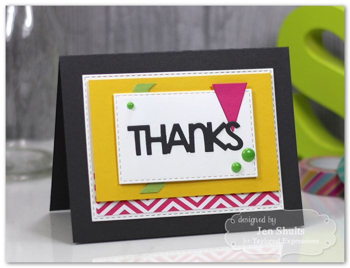Thank You Notes using Share Joy Challenge 33 by Taylored Expressions