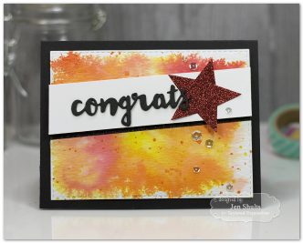 Congrats by Jen Shults, Share Joy Challenge 44